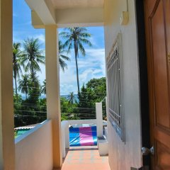 Отель Sarin Guesthouse балкон
