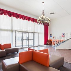Отель Motel 6 Vicksburg, MS гостиничный бар