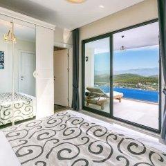 Villa Excellence Турция, Калкан - отзывы, цены и фото номеров - забронировать отель Villa Excellence онлайн комната для гостей фото 2