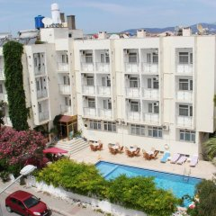 Saadet Турция, Алтинкум - 1 отзыв об отеле, цены и фото номеров - забронировать отель Saadet онлайн бассейн фото 2