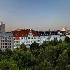 Отель Citadines Kurfurstendamm Berlin Берлин городской автобус