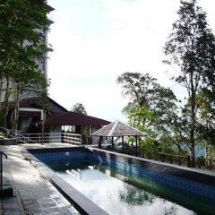 Отель DCoconut Hill Resort бассейн фото 2