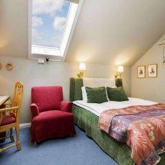 Отель Lady Hamilton - Collector's Hotels Стокгольм комната для гостей
