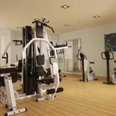 GHOTEL hotel & living München-Nymphenburg фитнесс-зал фото 4