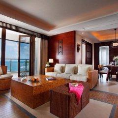 Отель Serenity Coast All Suite Resort Sanya комната для гостей фото 3