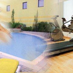 Отель CDH Hotel Parma & Congressi Италия, Парма - отзывы, цены и фото номеров - забронировать отель CDH Hotel Parma & Congressi онлайн фитнесс-зал фото 3