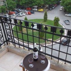 Отель ThessViewN'Stype Apparts балкон