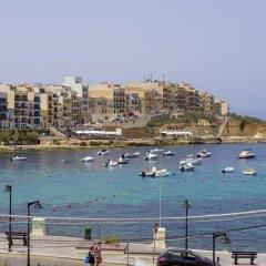 Отель Electra Guesthouse Мальта, Зеббудж - отзывы, цены и фото номеров - забронировать отель Electra Guesthouse онлайн пляж фото 2