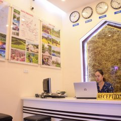 Отель Hanoi Street View Hotel Вьетнам, Ханой - отзывы, цены и фото номеров - забронировать отель Hanoi Street View Hotel онлайн интерьер отеля фото 2