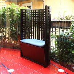 Hotel Sanpi Milano бассейн
