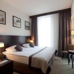 Europeum Hotel 3* Стандартный номер с различными типами кроватей фото 11