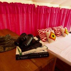 Отель The Naturalist Luxury Tents с домашними животными