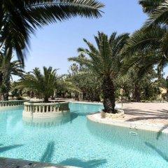 Отель Mediterranee Thalasso-Golf Хаммамет бассейн фото 3