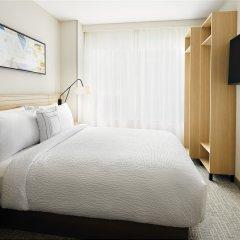 Отель TownePlace Suites by Marriott New York Manhattan/ комната для гостей фото 5