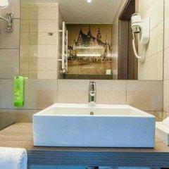 Q Hotel Plus Wroclaw ванная