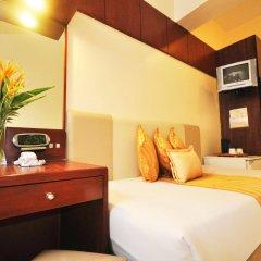 Отель Octagon Mansion Hotel Филиппины, Манила - отзывы, цены и фото номеров - забронировать отель Octagon Mansion Hotel онлайн сейф в номере