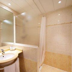 Отель Servotel Saint-Vincent ванная