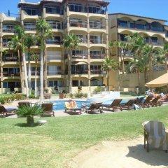 Отель Beachfront Las Olas 2bdr Condo пляж
