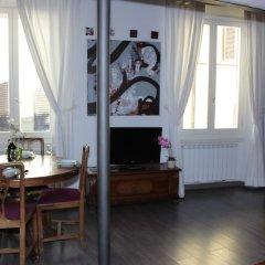 Апартаменты Art Apartment Santo Spirito Matteo комната для гостей фото 3
