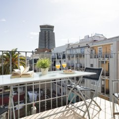 Отель Aspasios Las Ramblas Apartments Испания, Барселона - отзывы, цены и фото номеров - забронировать отель Aspasios Las Ramblas Apartments онлайн
