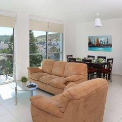Апартаменты Coralli Spa Протарас комната для гостей
