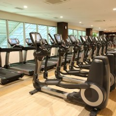 Отель Metropolitan Tokyo Ikebukuro Токио фитнесс-зал