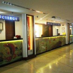 Отель Dang Derm Бангкок интерьер отеля