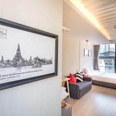 Отель Sleepbox Sukhumvit 22 Бангкок комната для гостей фото 2