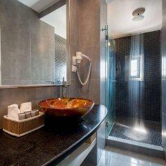 Отель Krokos Villas Греция, Остров Санторини - отзывы, цены и фото номеров - забронировать отель Krokos Villas онлайн ванная