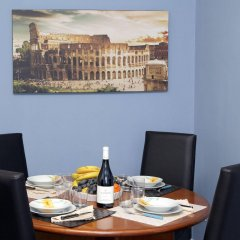 Апартаменты Flaminio Parioli apartments - Villa Borghese area в номере