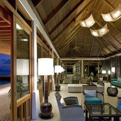 Отель Sheraton Maldives Full Moon Resort & Spa Мальдивы, Остров Фуранафуши - отзывы, цены и фото номеров - забронировать отель Sheraton Maldives Full Moon Resort & Spa онлайн сауна