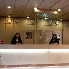 Отель Real Del Sur Мехико интерьер отеля