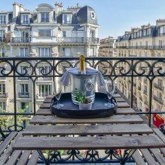 Отель Best Western Montcalm балкон