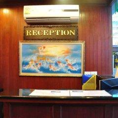 Отель Sky Inn 2 Бангкок интерьер отеля фото 3