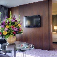 Отель Crowne Plaza Amsterdam South Амстердам комната для гостей фото 4