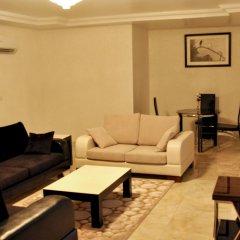 Отель Caledonian Suites сауна