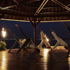 Отель Four Seasons Resort Bali at Jimbaran Bay фитнесс-зал фото 2