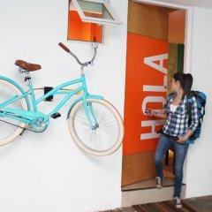 Отель Hostal Mx Coyoacan Мехико удобства в номере