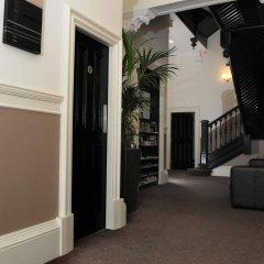 Отель The West End Hotel Великобритания, Эдинбург - отзывы, цены и фото номеров - забронировать отель The West End Hotel онлайн интерьер отеля фото 2