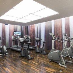 Отель Meliá Düsseldorf фитнесс-зал фото 2