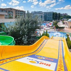 Отель DAS Club Hotel Sunny Beach Болгария, Солнечный берег - отзывы, цены и фото номеров - забронировать отель DAS Club Hotel Sunny Beach онлайн бассейн фото 2