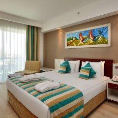 Sunis Evren Resort Hotel & Spa – All Inclusive Сиде комната для гостей фото 4