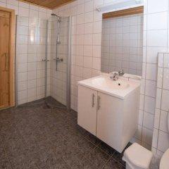 Отель Nordseter Apartments Норвегия, Лиллехаммер - отзывы, цены и фото номеров - забронировать отель Nordseter Apartments онлайн ванная фото 2