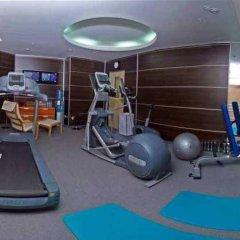 Гостиница Four Elements Perm фитнесс-зал фото 2