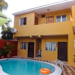 Отель La Posada B&B Гондурас, Сан-Педро-Сула - отзывы, цены и фото номеров - забронировать отель La Posada B&B онлайн бассейн фото 2