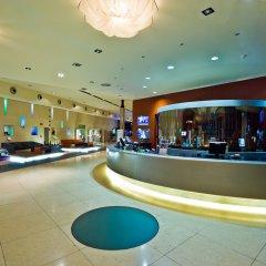 T Hotel гостиничный бар