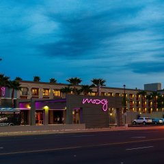 Отель MOXY Phoenix Tempe/ASU Area вид на фасад фото 2