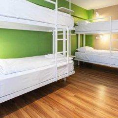 Twins Rooms Hostel сейф в номере