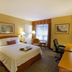 Отель Hampton Inn by Hilton Vancouver-Airport/Richmond Канада, Ричмонд - отзывы, цены и фото номеров - забронировать отель Hampton Inn by Hilton Vancouver-Airport/Richmond онлайн комната для гостей фото 3