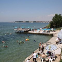 Otel Yelkenkaya Турция, Гебзе - отзывы, цены и фото номеров - забронировать отель Otel Yelkenkaya онлайн приотельная территория фото 2